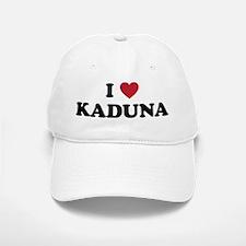 I Love Kaduna Baseball Baseball Cap