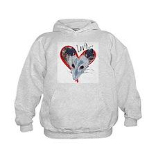 Possum Love Hoodie