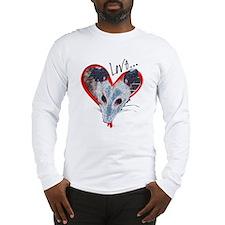 Possum Love Long Sleeve T-Shirt