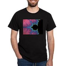 Colored Mandlebrot Set T-Shirt