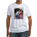 Lifes First Kiss Fitted T-Shirt