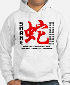 Chinese New Years of The Snake Hoodie