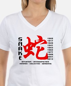 Chinese New Years of The Snake Shirt