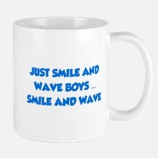 Smile and Wave Mug