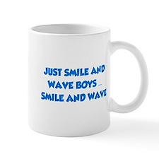 Smile and Wave Mug