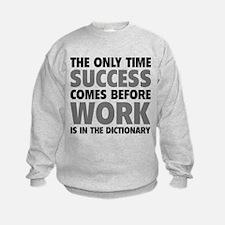 Succes Work Sweatshirt