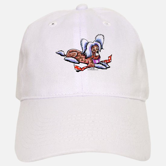 Crested Love Bucket Baseball Baseball Cap