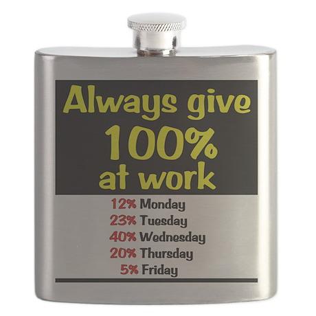 100% Flask