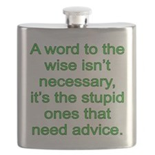 Wise Word Flask