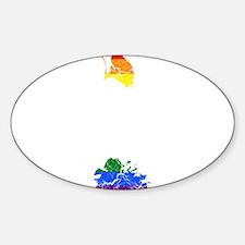 Antigua And Barbuda Rainbow Pride Flag And Map Sti