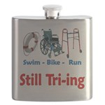 Still Tri-ing Flask