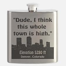 High City Flask