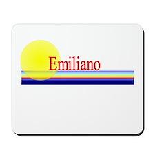 Emiliano Mousepad