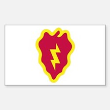 SSI - 25th Infantry Division Decal