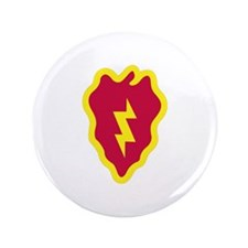 """SSI - 25th Infantry Division 3.5"""" Button"""