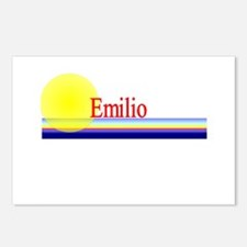 Emilio Postcards (Package of 8)