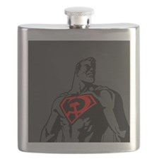 Red Son Flask