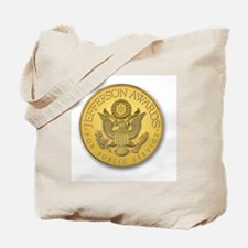Jefferson Award Medal Tote Bag