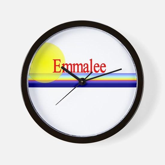 Emmalee Wall Clock
