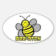 Beeotch Decal