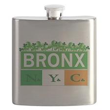 Bronx Irish New Flask