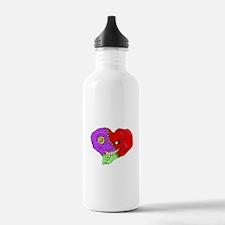 Krazy Heart Water Bottle
