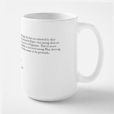 Jefferson Mug - Declaration of Independence