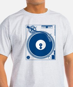 Male Turntable T-Shirt