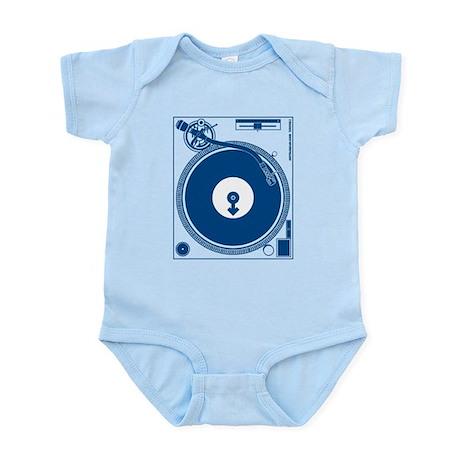 Male Turntable Infant Bodysuit
