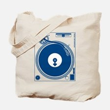 Male Turntable Tote Bag