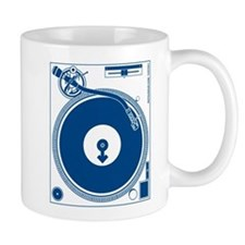 Male Turntable Mug