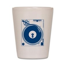 Male Turntable Shot Glass