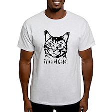 viva_gato_dark_noage T-Shirt