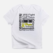 Ewing Sarcoma Persevere Infant T-Shirt