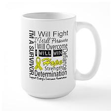 Ewing Sarcoma Persevere Mug