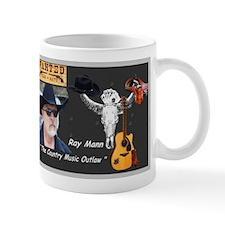 Country Music Outlaw Mug