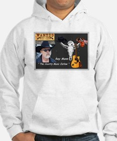 Country Music Outlaw Hoodie