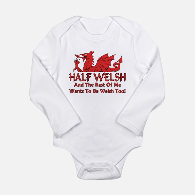 halfwelsh Body Suit