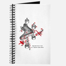Skate parts Journal