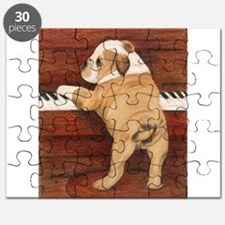 Piano Pup Puzzle