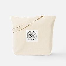 1985 Nickel Tote Bag