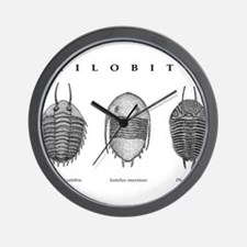 Trilobites Wall Clock