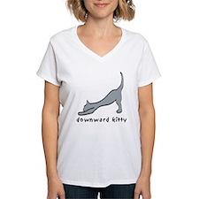 Unique Cat pose Shirt