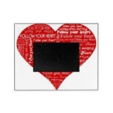 Follow your heart Picture Frames
