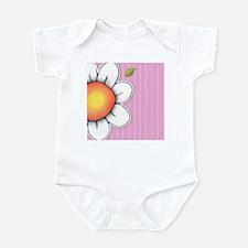 Daisy Joy pink Infant Bodysuit