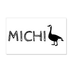 Michigander Wall Decal
