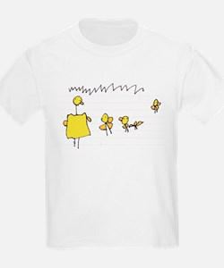 Quackie and Friends T-Shirt