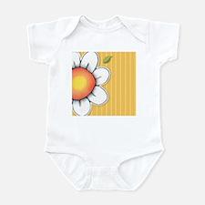Daisy Joy yellow Infant Bodysuit