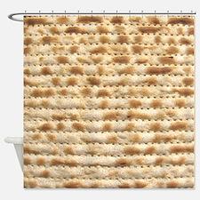 Matzah Shower Curtain