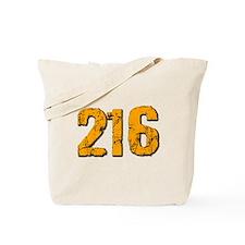 216 Tote Bag